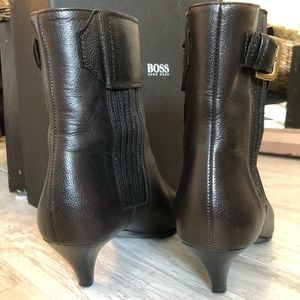 Hugo Boss Shoes - Hugo Boss Shioko Booties